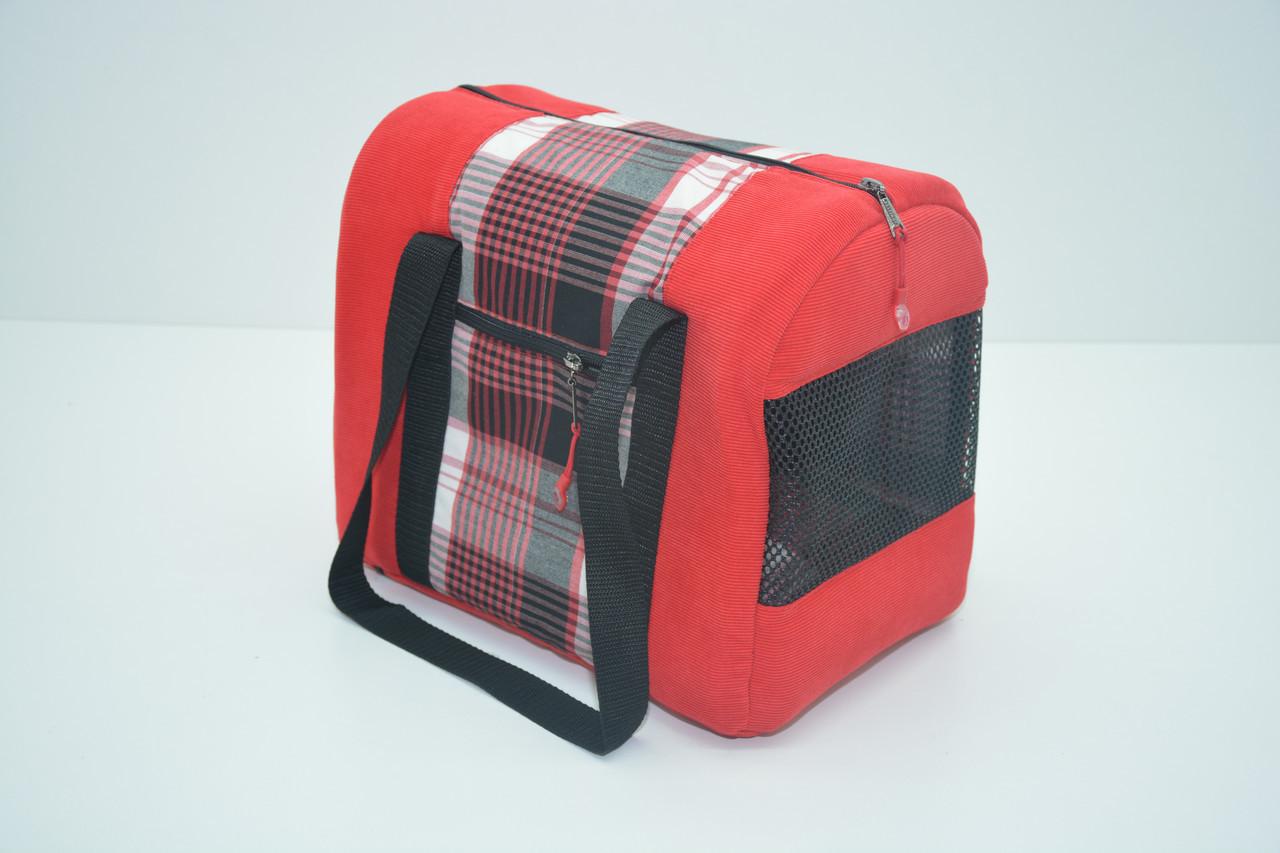 Сумка-туннель Клетка для переноски котов и собак
