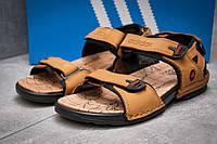 Сандалии мужские Adidas Summer, песочные (13314),  [  43 44  ]