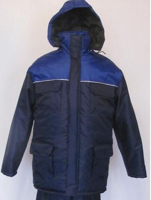 Куртка рабочая, куртка на синтепоне, зимняя рабочая одежда