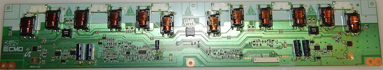 Инвертор T87l111.00  к телевизору TOSHIBA 40LV703G1