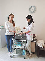 Обучение работе на аппаратах для миостимуляции