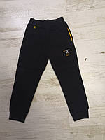Спортивные брюки с начесом для мальчиков оптом, Sincere, 98-128 рр., арт. LL-2380, фото 2
