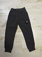 Спортивные брюки с начесом для мальчиков оптом, Sincere, 98-128 рр., арт. LL-2380, фото 4
