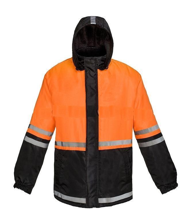 Костюм утепленный для дорожников, куртка утепленная для дорожников, полукомбинезон утепленный для дорожников