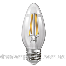Лампа Светодиодная филаментная свеча   NX4СF - E27  3000k/4200k/6000k