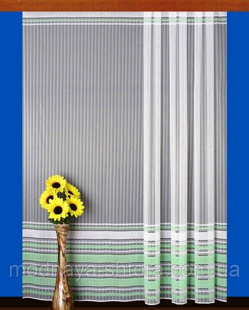 """Гардинное полотно """"Диско"""" (разные цвета), высота 300 см"""