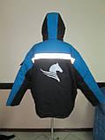 Куртка для работников АЗС. Пошив спецодежды под заказ , фото 2