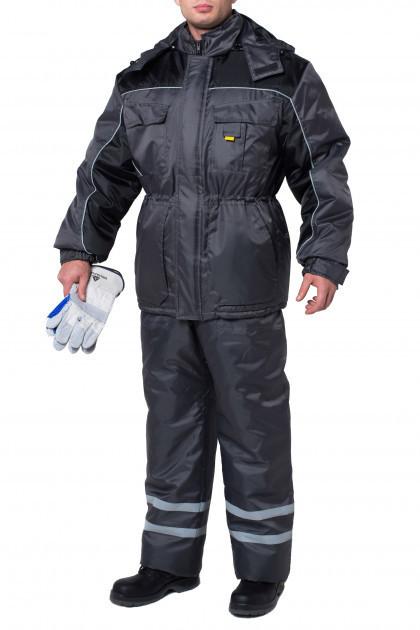 Куртка утепленная Авангард, куртка рабочая зимняя