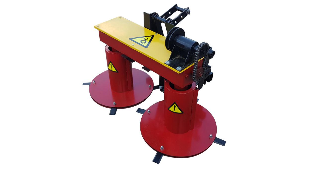 Косилка роторна мототракторна КР-1,1 ПМ-2