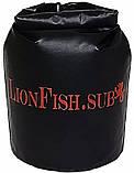Гермомешок Сумка - Баул (40л) от LionFish.sub для Вещей, Снаряжения, Рыбы имеется 1 ручка ПВХ, фото 4