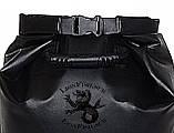 Гермомешок Сумка - Баул (40л) от LionFish.sub для Вещей, Снаряжения, Рыбы имеется 1 ручка ПВХ, фото 8