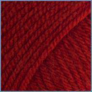 Пряжа для вязания Valencia Koala, 100% премиум акрил, 384 цвет красный