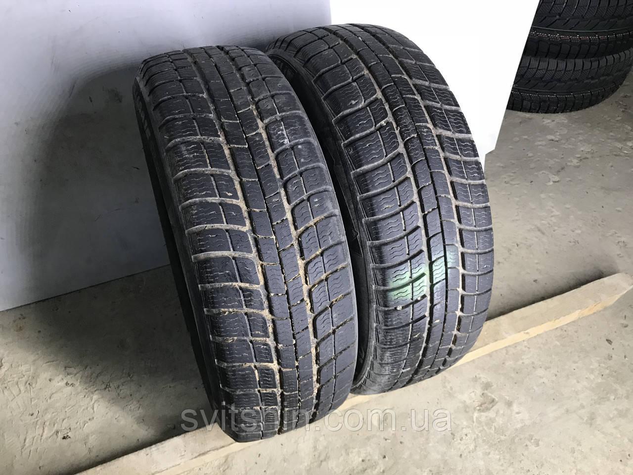 Шини бу зимові 185/60R15 Michelin Alpin 5,5 мм (2шт) пара