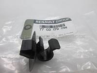 Зажим крепления упора капота Рено Трафик - Renault (Оригинал) - 7703179014