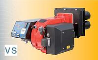 Газовые короткопламенные прогрессивные горелки для промышленных водотрубных котлов Unigas P60 VS (1100 кВт)