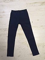 Лосины джинсовые на меху для девочек оптом, Sincere,134-164 рр.,арт.LL-2459, фото 2