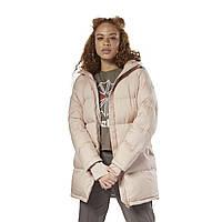 Жіночий подовжений пуховик Reebok Down Long Jacket, фото 1