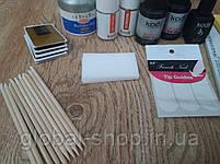 Стартовый набор для наращивания ногтей Kodi (41 предмет) 2 вида геля на выбор, фото 7