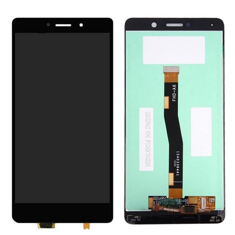 Дисплей для Huawei Honor 6X (BLN-L21)/Mate 9 Lite/GR5 (2017) с тачскрином черный Оригинал