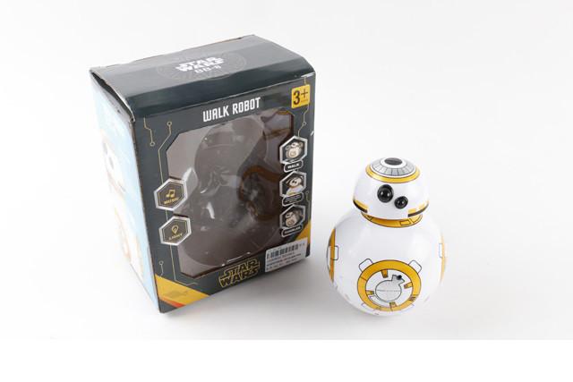 Робот Star Wars свет, звук, на батарейках