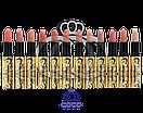 Помада для губ Mac Rossy de Palma (палитра 12 штук), фото 2