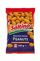 Арахис Soltino жареный, соленый, 100г