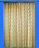 """Гардинное полотно """"Капитошка"""" (разные цвета), высота 300 см"""
