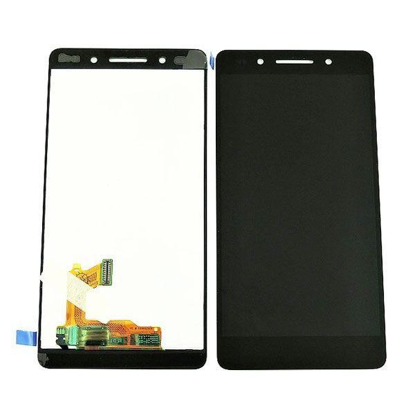 Дисплей для Huawei Honor 7 (PLK-L01)/Honor 7 Enhanced Edition с тачскрином черный Оригинал