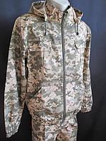 Камуфляжный костюм светлый пиксель., фото 1