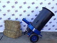 Соломорезка ДР-500 от ТехноМашСтрой Измельчитель для сена