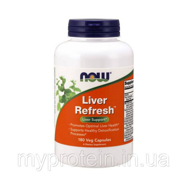 NOWЛивер Рефреш восстанавливает печень Liver Refresh180 caps