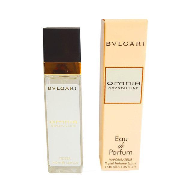 Bvlgari Omnia Crystalline Travel Perfume 40ml продажа цена в