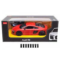 Машина AUDI R8, масштаб 1:14, машинка на радиоуправлении Rastar, ауди растар