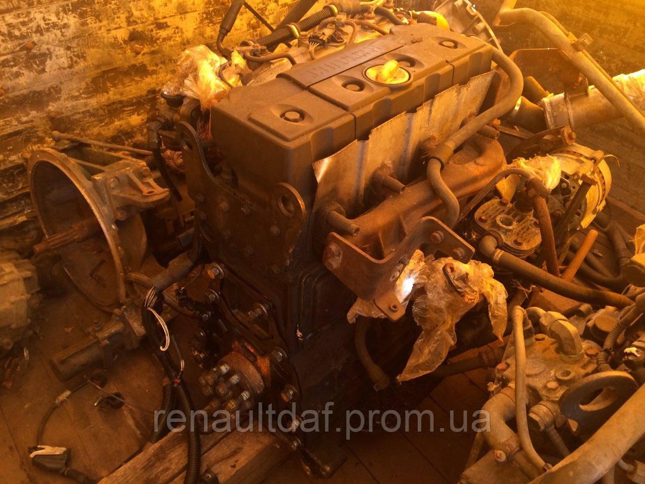 Двигатель Renault Midlum 150