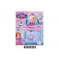 Детское трюмо для девочки 008-905, салон красоты, столик туалетный