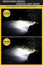 Светодиодная автолампа цоколь H4, 9S, LUMILEDS PHILIPS 6500К, 12000 lm 30W, 9-24В, фото 2