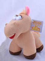 Мягкая игрушка Лошадь №09274