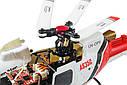 Вертолёт 3D микро 2.4GHz WL Toys V931 FBL бесколлекторный (красный), фото 7