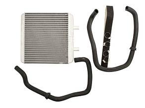 Радиатор отопителя (260x220x26) IVECO DAILY III 2.8CNG/2.8D 05.99-07.07NRF54217