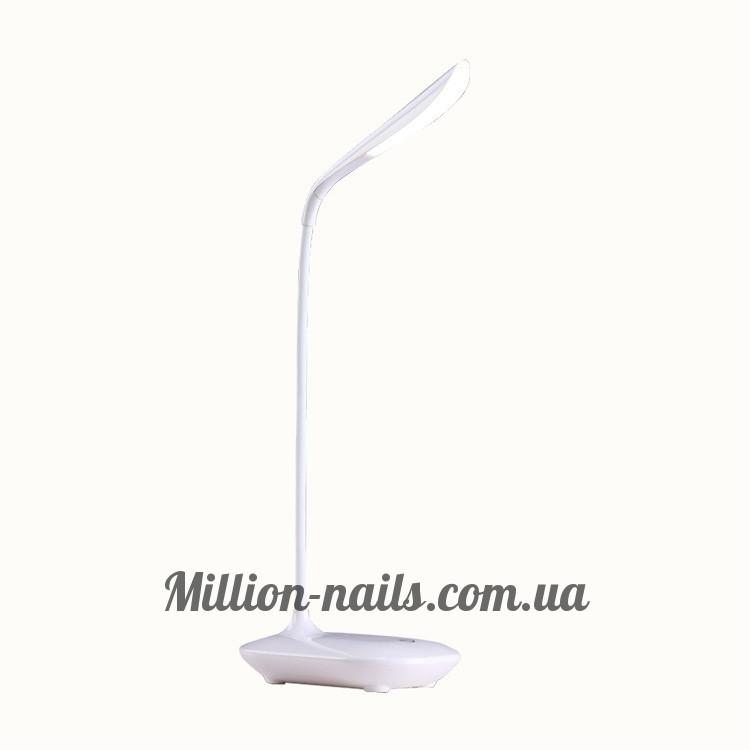 Настольная LED лампа для мастера маникюра с usb подключением