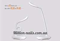 Настольная LED лампа mini для мастера маникюра с usb подключением, фото 1