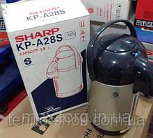 Термопот электрический чайник SHARP KP-A28S 670W