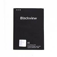 Аккумулятор к Blackview A5 сумісний з Assistant AS-4411 2000 mAh