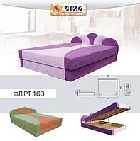 Ліжко Флірт (з матрацом)