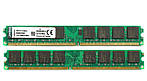 DDR2 1GB KVR800D2N6 1G 800Mhz 240pin универсальная для AMD и INTEL