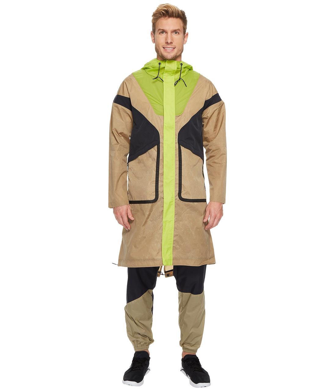 4dcaa4c9384 Куртка Under Armour Tent Cape Brown - Оригинал - FAIR - оригинальная одежда  и обувь в