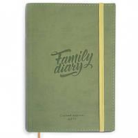 Блокнот Family book. Green