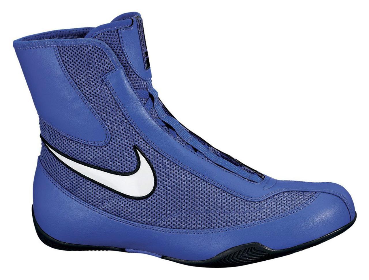 Боксерки Nike Oly Mid Boxing Shoe 333580 411