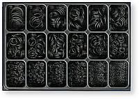 Набор уплотнительных колец в металлическом кейсе Berner, 18 размеров, 1000 шт