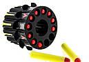 Робот-паук радиоуправляемый Keye Space Warrior с ракетами и лазером (синий), фото 5